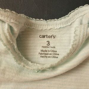 Carter's One Pieces - Carter's Striped Bodysuit BOGO FREE